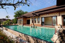 4 Bedroom Pool Villa On Island Inside Resort