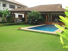 Amazing Pool Villa for Rent