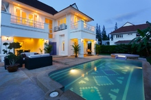 Unique Style Pool Villa In Hua Hin