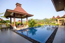 THAI BALINESE LUXURY POOL VILLA IN KHAO TAO