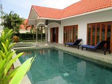 Exquisitely Maintained Pool Villa