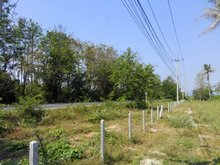 SUBDIVIDED LAND PLOT FOR SALE NEAR GOLF COURSE