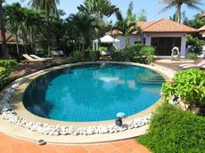Luxury Pool Villa 150 Meters From The Beach
