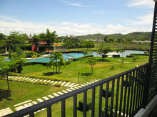 Pool & Mountain View Condominium