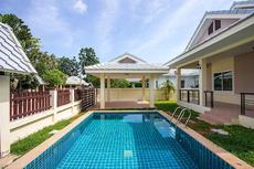 Private 3 Bedroom Pool Villa For Rent