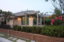 Small Modern House In Cha Am