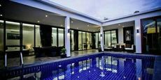 Upscale Private Pool Villa For Rent