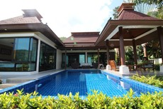 High Standard Luxury Pool Villa