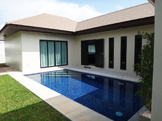 Detached 3 Bedrooms Pool Villa