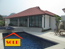 Pool House With Separate Guest Building