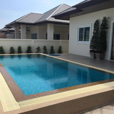 Brand New Pool Villa For Rent