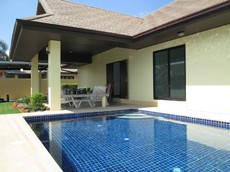 Upgraded Pool Villa In Good Location