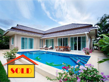 Pool Villa With Rental Program