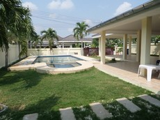 Family Pool Villa In Popular Area