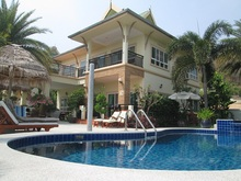 Great Two story Pool Villa