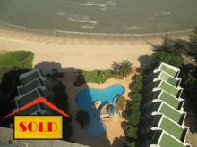 HOT DEAL!!! Beach Front Condominium