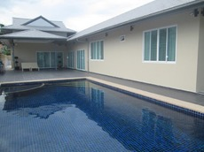 Spacious Detached Pool Villa