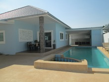 New Thai Style Build Pool Villa For Sale