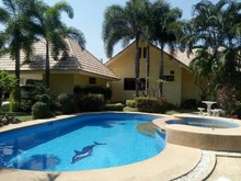 Super Homely Pool Villa For Sale