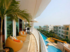 Amazing Beachfront Condominium