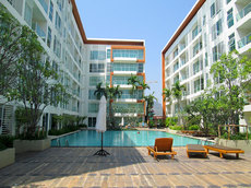 Private Pool View Condominium