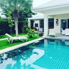 Pool Villa For Rent In Popular Location