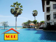 Great Beach Front Condominium