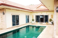 High Quality Pool Villa For Rent