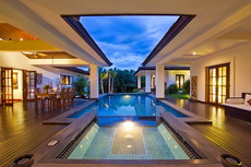 Extraordinary Luxury Pool Villa For Rent