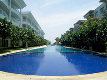 Attractively Located Beach Front Condominium