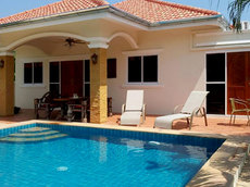 Impressive 4 beds Pool Villa
