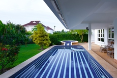 Private Pool Villa Inside Small Development