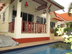2 Bedroom Homely Pool Villa For Rent