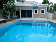 Cozy Pool Villa for Rent