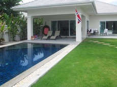 Luxury Pool Villa for Rent