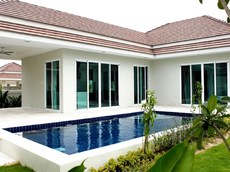 New Pool Villa For Rent