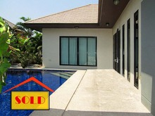 Small Pool Villa in Prime Location