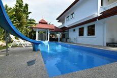 Great 4 Bedroom Rental Pool Villa