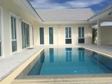 Pool Villa 500 Meters From The Beach