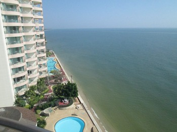 Cha Am Beach Front Condo For Sale