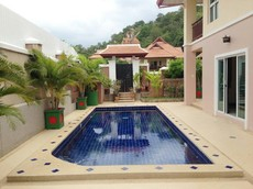 New Quality Pool Villa In Khao Tao Beach