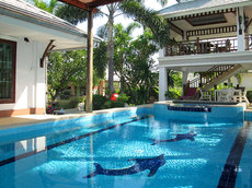 Great Pool Villa