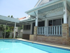Great Small Pool Villa Close To Town