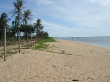9 RAI OF WHITE SANDED BEACHFRONT LAND