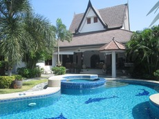Perfect Family Holiday Pool Villa