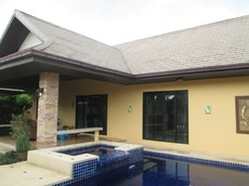 2 Bedrooms Pool Villa For Rent