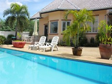 Great Pool Villa For Rent